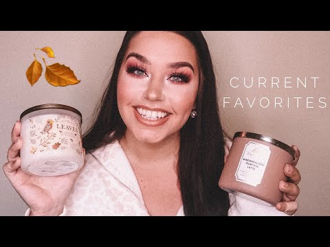 Current Favorites   Beauty & Lifestyle   Aug 2019   XORiley thumbnail