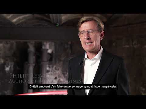 Philip Reeve : Mortal Engines part. 3