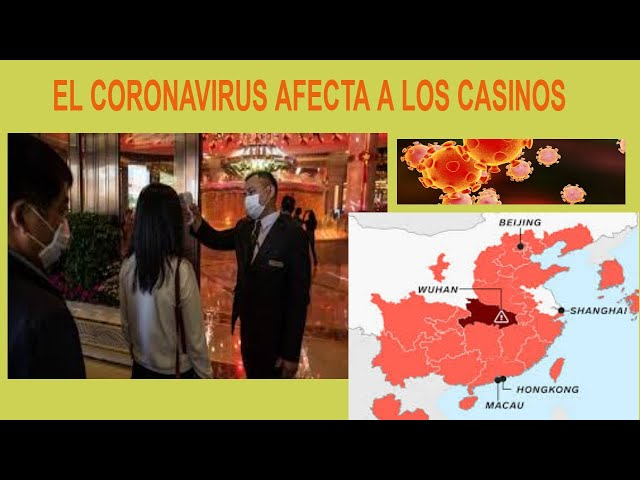 Noticia que afecta a los CASINOS en Macao, Atlantic City y Las Vegas