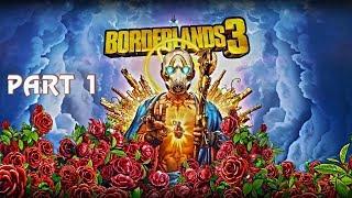 BORDERLANDS 3 - Gameplay Walkthrough  Full Game - Part 1