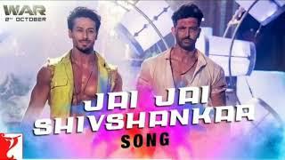 Jay Jay Shiv Shankar full song / WAR MOVIE / Hrithik Roshan / Tiger Shroff
