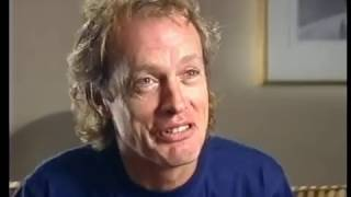 "Angus Young ""The Guitar Show"" (Better Quality)"