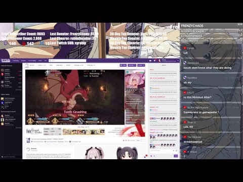 【Fate Grand Order】 Saber Wars Pulls! First Summoning Session! Come Chat and Chill! :D