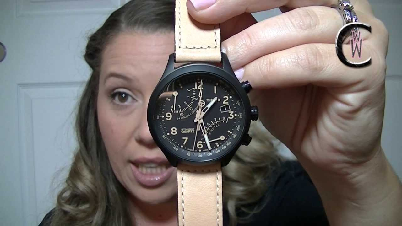 Timex Flyback Chronograph Review  dc80c4241c