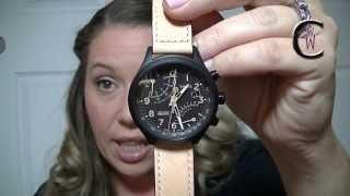 Timex Flyback Chronograph Review | Chicks with Watches