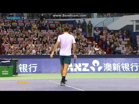 Roger Federer vs Rafael Nadal   Shanghai masters 2017 Final Highlights HD best quality
