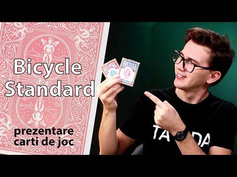 Prezentare carti de joc Bicycle - Standard thumbnail