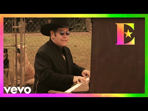 Elton John - Turn The Lights Out When You Leave
