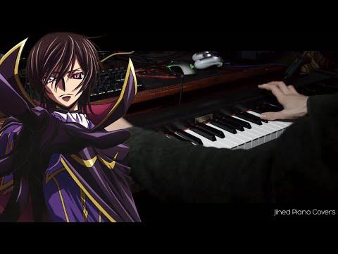 Code Geass OP 1 - COLORS By FLOW [piano]
