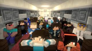 Gambar cover Minecraft Đại dịch Zombie | Minecraft Animation Full HD | Super Hero Music | UNOFFICIAL VIDEO