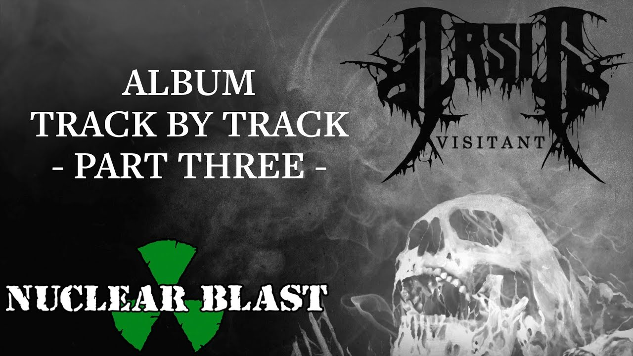 ARSIS — Visitant: Track By Track — Part 3 (OFFICIAL INTERVIEW)