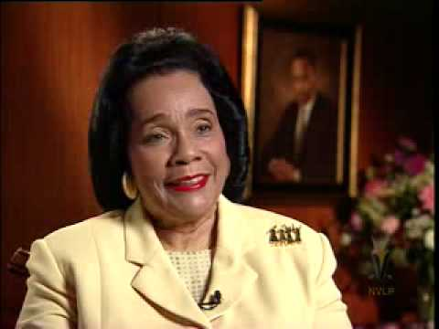 Coretta Scott King: Keeping the Dream Alive / The Martin Luther King Center