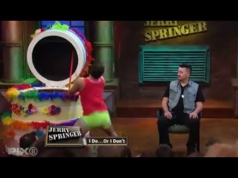 'Surprise!!!' (The Jerry Springer Show)
