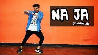 NaJa Naja Dance Choreography | Abhijeet Sawant | Rockstar Dance Studios | PAV DHARIA