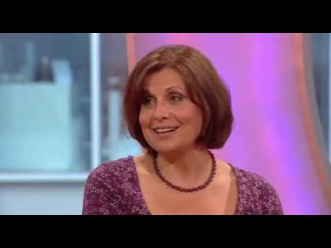 Rebecca Front on The One Show