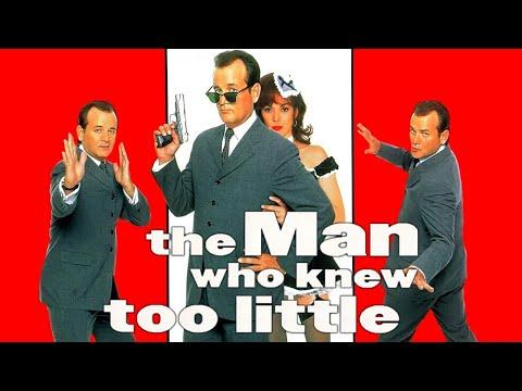 Trailer do filme O Homem Que Sabia de Menos