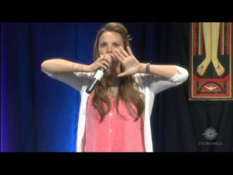Leah Darrow - Women's Session - Steubenville Main Campus 1 2014