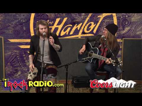 iRockRadio.com - We Are Harlot - Acoustic - Backstreet Boys