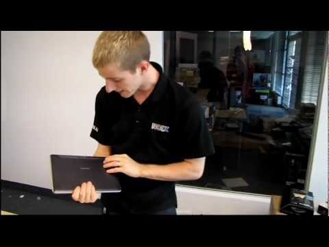 Samsung Galaxy Tab 10.1 Android Honeycomb Tablet PC Unboxing & First Look Linus Tech Tips