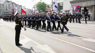 Паради на честь Дня Перемоги відбулися 29 російських містах