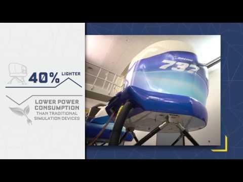 Boeing 737 MAX Full Flight Simulator