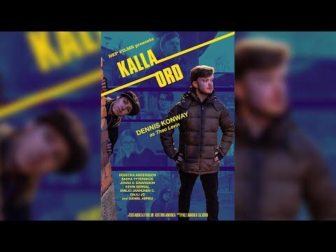 Kalla Ord (2019) — Swedish Drama Film