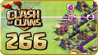 Let's Play CLASH of CLANS Part 266: Pausierter Speed-Up der Kaserne?!