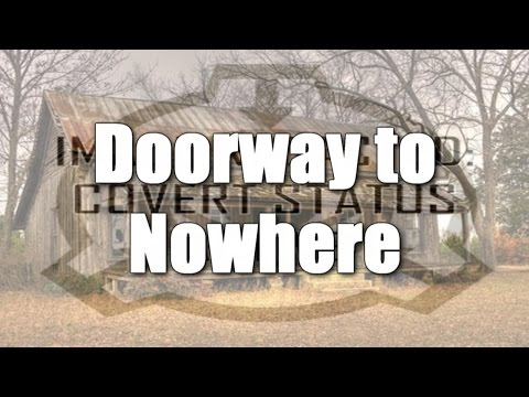 SCP-1983 Doorway to Nowhere | Keter | building / portal / humanoid scp