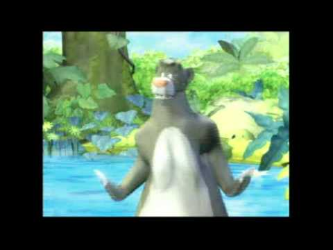 PS1 The jungle book groove party trailer