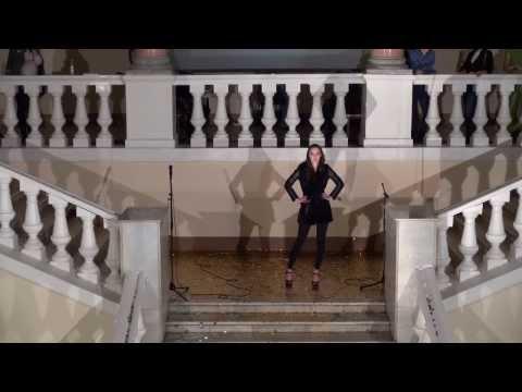 Young Fashion designers show на факультете журналистики МГУ