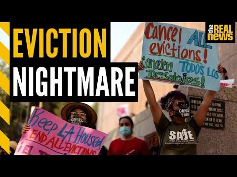Eviction nightmare begins as Democrats let moratorium expire