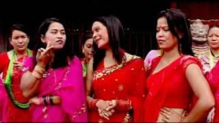 Nepali Lok Dohori Song: Sambidhan Sabha....Teej ko geet