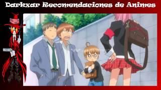 Recomendaciones de Animes || Parte 6 || Darkman