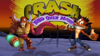 Crash Mind Over Mutant Walkthrough Complete Game