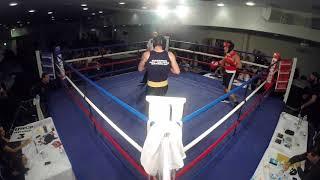 Ultra White Collar Boxing | Leicester | Nick Duffy VS Harrison Grossman