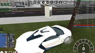 W Motors Lykan hypersport em Roblox Vehicle Simulator
