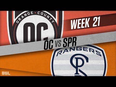 Orange County SC vs Swope Park Rangers: August 4, 2018