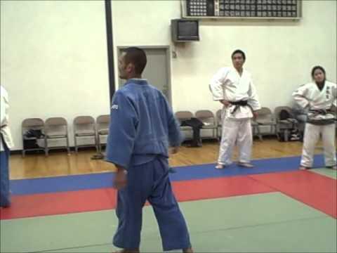 Bunasawa Kai Judo Randori (Tsubasa Goya vs Kenji)