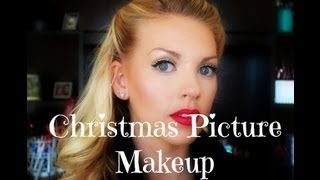 ❤ Christmas Picture Makeup ❤