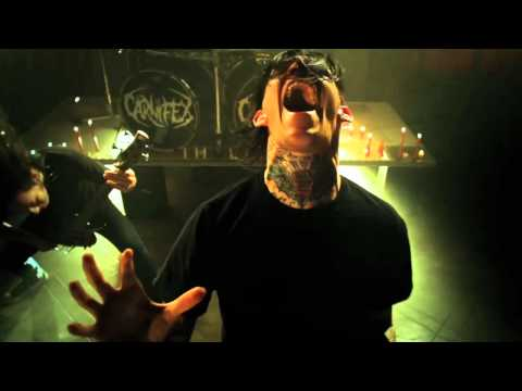 CARNIFEX - Hell Chose Me (OFFICIAL MUSIC VIDEO)
