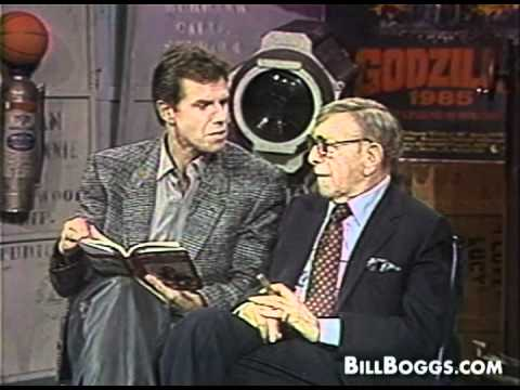 George Burns Interview with Bill Boggs