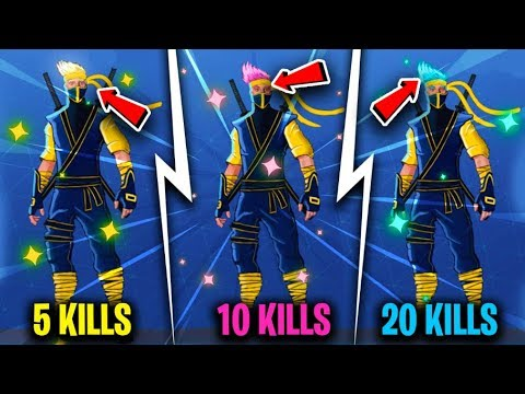 New Ninj A Skin That Changes Colours Fortnite Concept