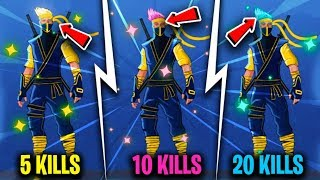 "*NEW* ""NINJ-A"" SKIN THAT CHANGES COLOURS!! ( Fortnite Concept! )"