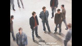Anajo - Amsterdam-Mann