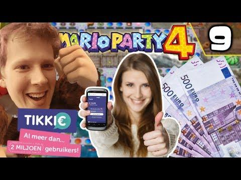 Hoe kan het dat Tikkie gratis is? (COMPLOT) - Mario Party 4 #9