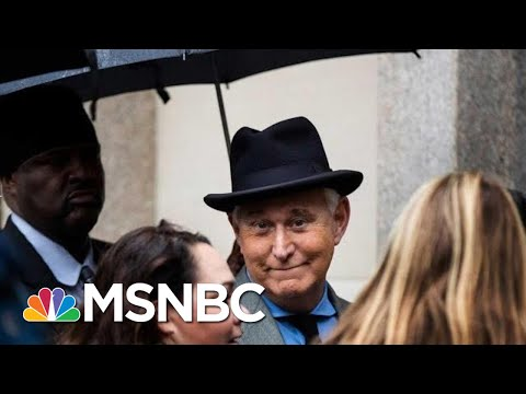 Prosecutor In Roger Stone Case Resigns After DOJ Plans To Reduce Sentence | Velshi & Ruhle | MSNBC