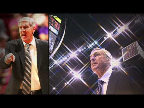 Jazz to Honor Jerry Sloan