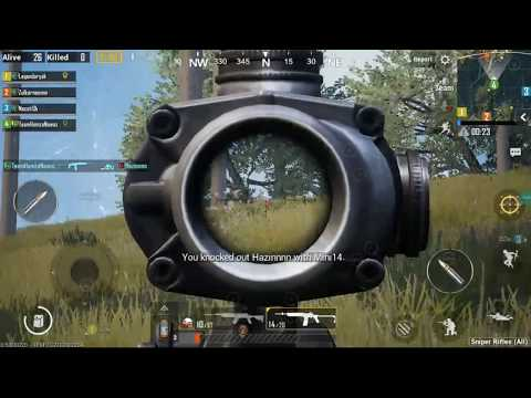 *** SNIPER TRAINING *** PUBG Mobile Shoot OUT,
