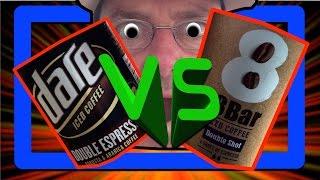 Dare Vs 8 Bar (Double Shot) |  | ICED COFFEE