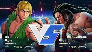 Yama (Ken) vs Haitani (Necalli):ヤマグチ(ケン)vs ハイタニ(ネカリ) thumbnail